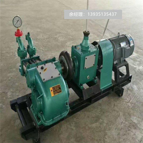 大坝加固注浆BW150泥浆泵