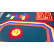 剑河县学校操拼装悬浮式地板哪家便宜