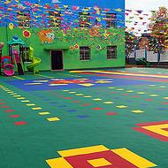 彩色悬浮式拼装地板(剑阁县)质量如何