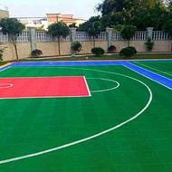 安顺足球场组装地板多少钱