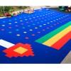 丹徒學校操懸浮式拼裝地板綠色環保質優價廉