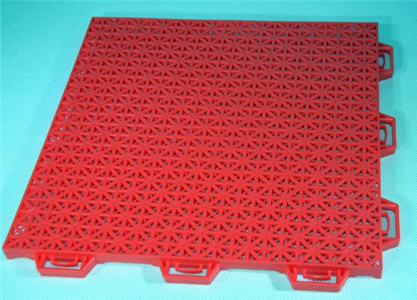 高青县新闻:篮球场组装地板设计规格【塑胶地板】