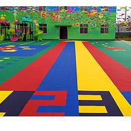 石家庄市:防滑拼装悬浮式地板几天能发货