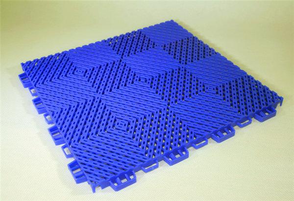 新抚新闻:拼装悬浮式运动地板匠心之作品质之选【创合地板】