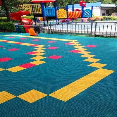 格:格尔木市塑料拼装悬浮式地板-品牌