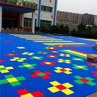 贵州思南县pvc拼装悬浮地板造价是多少