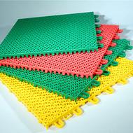 桐柏县球场拼装式地板品质保障