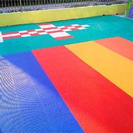 塑胶:学校悬浮式地板几天能发货广灵县@欢迎您