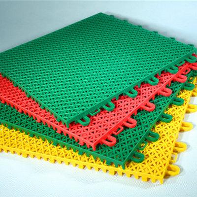 AA即墨市小米悬浮式拼装地板铺设:梅州兴宁