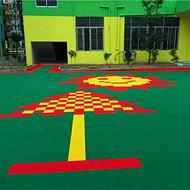 湖北省襄城球场悬浮式地板哪家便宜