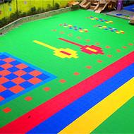 玉龙县幼儿园地板设计图案