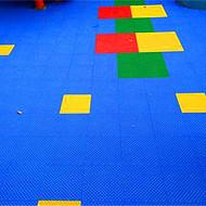 汉中市体育场悬浮拼装式地板近期价格