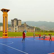 景宁县:「新闻」悬浮式网球场地板&价格销售