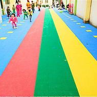 临沂市:「新闻」拼装悬浮篮球场地板&厂家批发价