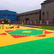 塑胶:学校操悬浮式拼接地板可以优惠么金安@欢迎您
