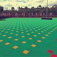 偃师市网球场悬浮式地板产品防滑