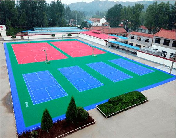 新闻:伊宁市LCSES学校组合拼装地板价格合理专业品质【款式丰富】