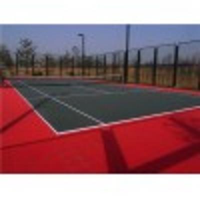 篮球场拼装悬浮地板(钢城)安全可靠