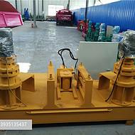 广东汕尾煤矿支护用液压弯拱机