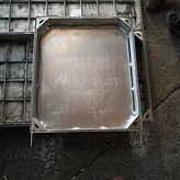 常熟304不锈钢装饰井盖厂家