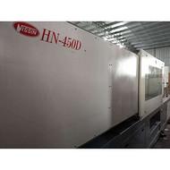 台日精隆亨二手注塑机450吨,靓机9成新,价格便宜出售