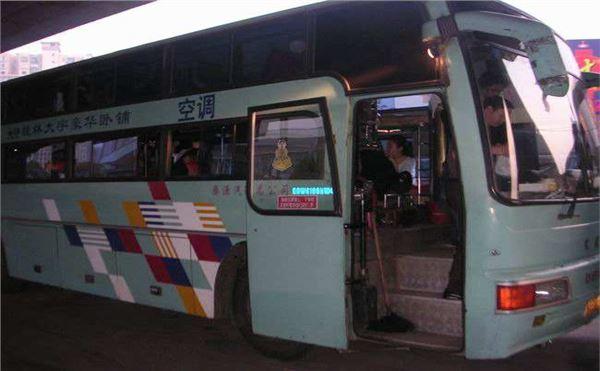 客车+从无锡到东山客运汽车客运中心