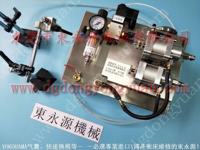 冲床微量润滑装置,高速冲床材料双面给油器,自动化的  当然东永源专业