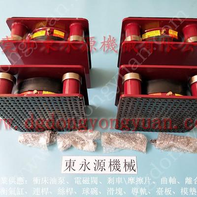 减震效果95%以上 三楼机器防震垫,锁边机减震器 找东永源