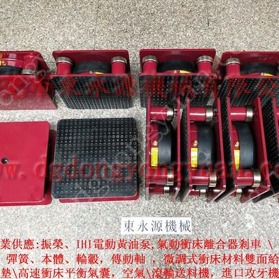 减震质量好的 冲床避震器,制鞋裁切机减震装置 找东永源