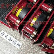 减振效果96%以上 楼上机器隔振垫,切布机减振隔音垫 找东永源