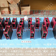 防振好的 水平隔振空气弹簧,模切机用气垫式避震器 找东永源
