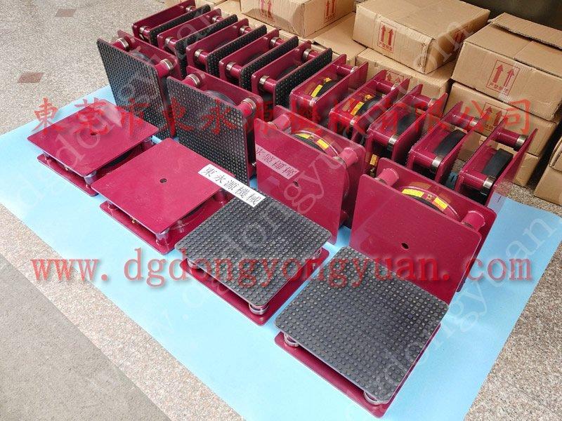 减震可达99%的 二楼机械减震垫,液压切纸机减震脚垫 找东永源