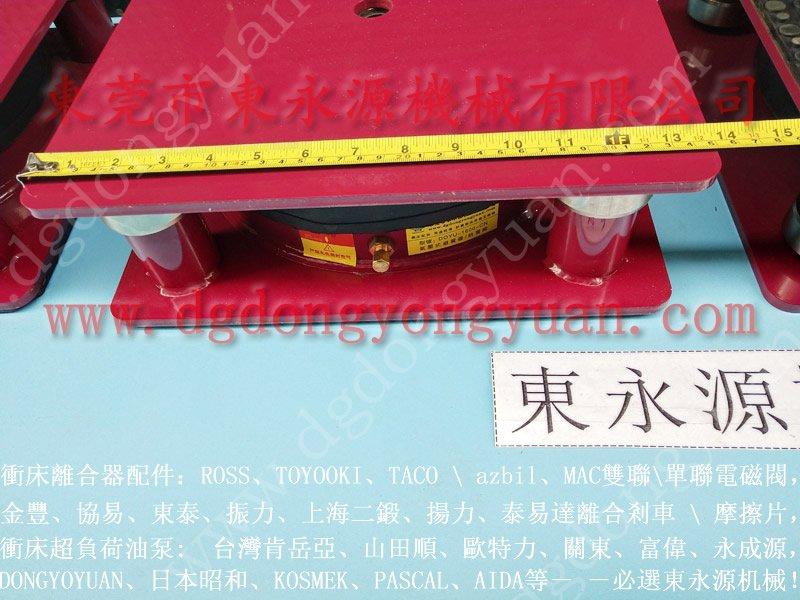 防振好的 冲床减震垫,液压冲床气垫减振器 找东永源
