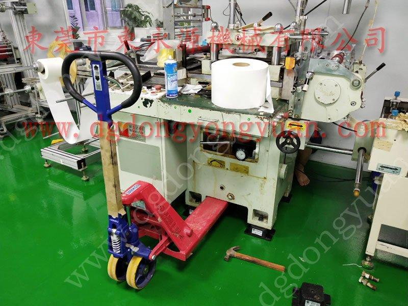 减震可达99%的 二楼机械减震垫,魔术贴模切机减震器 找东永源