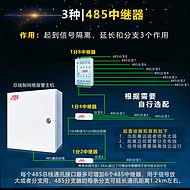 江苏扬州大型总线报警主机应用方案