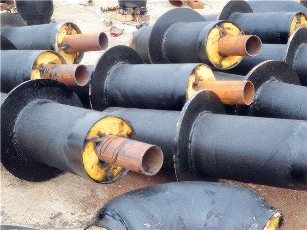 营口聚氨酯预制直埋保温钢管厂家