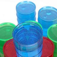 水晶彩泥鬼口水沙皮胶液态玻璃橡皮泥玩具生产无硼原料代替瓜尔胶
