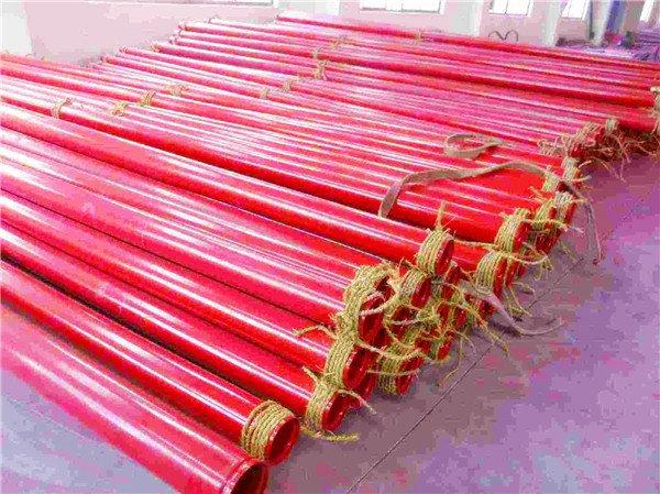 克孜勒高温复合钢套钢蒸汽保温管厂家/价格/克孜勒:工程产品经久耐用