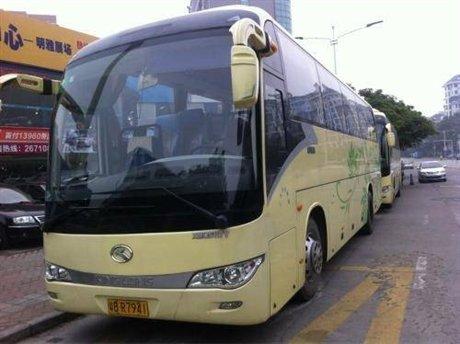 新闻、宁波到从江客车及长途大巴汽车在哪个车站下车(发车时刻表