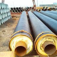 延边小区供暖保温钢管厂家/价格多钱一米