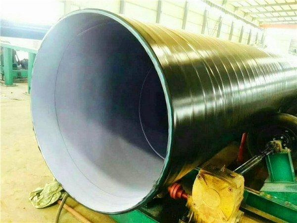 毕节无缝手缠式3PE防腐钢管厂家价格行情报价