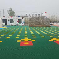 塑胶:球场拼装地板贵州生产厂家欢迎您@