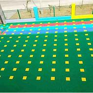 新闻:铜陵欢迎选购球场拼装地板球场用