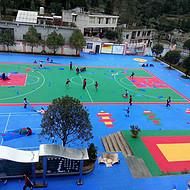 幼儿园幼儿园悬浮地板工艺/西藏新闻