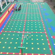 新闻:绍兴欢迎选购幼儿园悬浮地板球场用