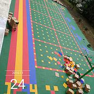 新闻:滁州欢迎选购球场拼装地板球场用