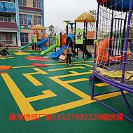 塑胶:球场拼装地板河南生产厂家欢迎您@