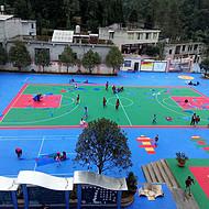 欢迎选购沈阳球场拼装地板@工程商@