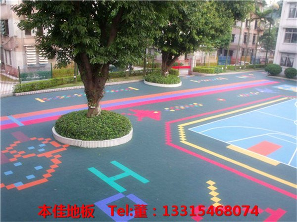 AA耒阳市拼装悬浮篮球场地板铺设:宝鸡陈仓