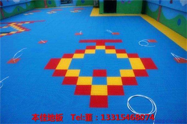 台江环保悬浮拼装式地板种类齐全